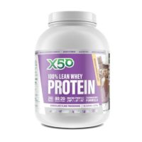 X50 100% Lean Whey Protein – Review