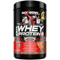 Sixstar 100% Whey Protein Review