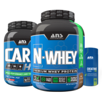 Ans Performance N-whey Premium 100% Whey Review