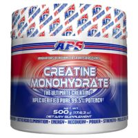 Aps Creatine Monohydrate Review