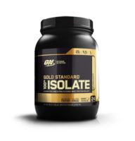Optimum Nutrition Gold Standard 100% Whey Isolate Review