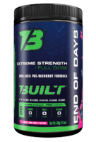 Built End Of Days Pre-workout – Most Complete Formula! Review