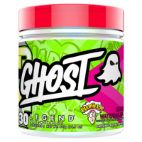 Ghost Legend Pre-wokout Review