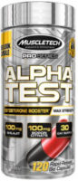 Muscletech Alphatest 120 Rapid Release Bio Review