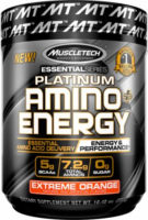 Muscletech Platinum Amino + Energy Review