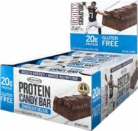 Mt Protein Candy Bar Chocolate Fudge 12x Review