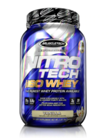Nitro-tech 100% Iso Whey Review