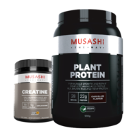 Musashi Plant Protein Review