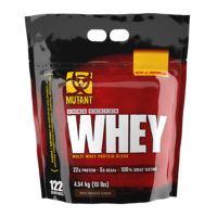 Mutant Whey 10lb Bag Review