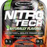 Nitro-tech Naturally Flavoured