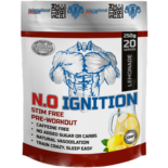 International Protein No Ignition – Stim Free Pre-workout