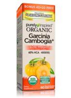 Purely Inspired Organic Garcina Camogia+ Review