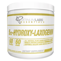 Platinum Labs 5a-hydroxy Laxogenin 60 Serves – Review
