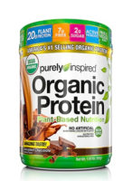 Purely Inspired Organic Plant Based Protein 15lb – Contains Added Fruit & S Review