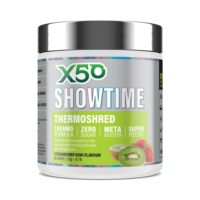 X50 Showtime Thermoshred Review