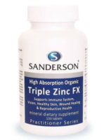 Sanderson Triple Zinc Fx Review