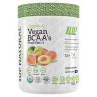 1up Nutrition Natural Vegan Bcaa Review