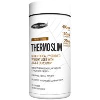 Muscletech Peak Series Thermo Slim Review