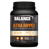 Balance Ultra Ripped Review