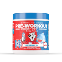 Sparta Nutrition Pre-workout Review