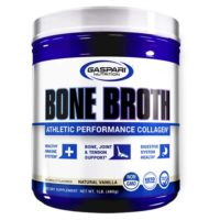 Gaspari Bone Broth + Collagen Review
