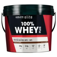 Horleys 100% Whey Plus Review