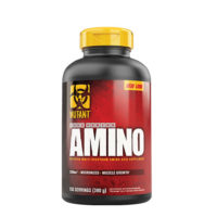 Mutant Amino 300 Tablets Review