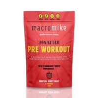 Macro Mike Pre-workout Review
