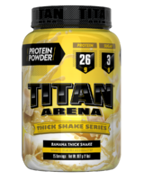 Titan Protein Thick Shake Series Review