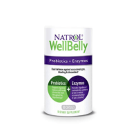Natrol Wellbelly™ Probiotics + Enzymes Review
