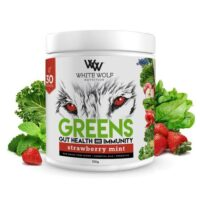 White Wolf Nutrition Greens Gut Health & Immunity Review
