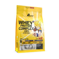 Dragon Ball Z Whey Protein Complex 100% Review