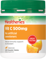 Healtheries Vitamin C Review