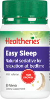 Healtheries Easy Sleep Review