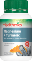 Healtheries Magnesium + Turmeric Review