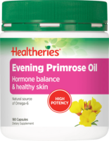 Healtheries Evening Primrose Oil Review
