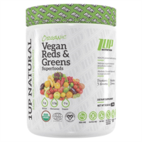 1UP Nutrition Natural Vegan Reds & Greens Superfoods Review