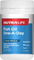 Nutra-Life Fish Oil One A Day Review