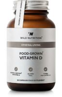 Wild Nutrition Food Grown Vitamin D Review