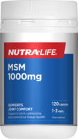 Nutra-Life MSM Review