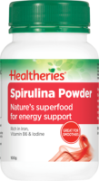 Healtheries Spirulina Powder Review