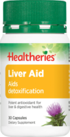 Healtheries Liver Aid Review