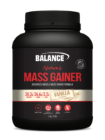 Balance Naturals Mass Gainer Review
