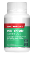 Nutra-Life Milk Thistle 17000 PLUS Review