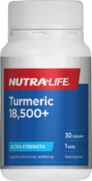 Nutra-Life Turmeric 18500+ Ultra Strength Review