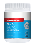 Nutra-Life Fish Oil +Vitamin D Review