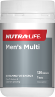 Nutra-Life Mens Multi Review