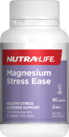 Nutra-Life Magnesium Stress Ease Review