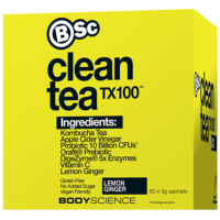 BSC Clean Tea Tx100 Review