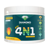 Diamond Nutrients 4N1 – Health Booster – Infused With Greens! Review